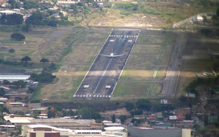 aeropuerto Tegus