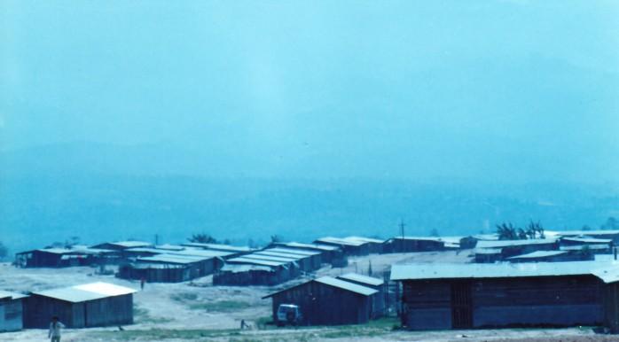 Campamento 5, Mesa Grande, Honduras