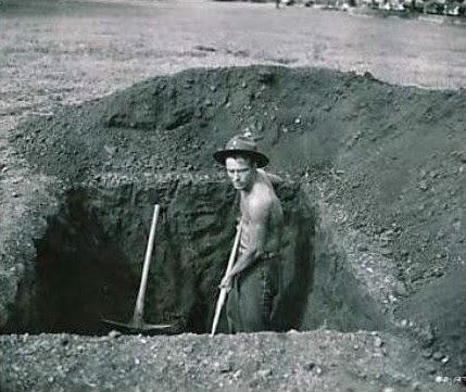 Tienes que cavar 1