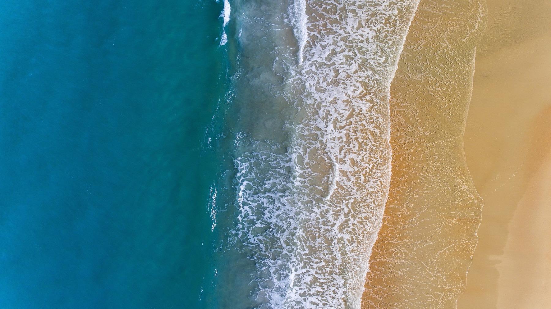 Más allá del horizonte (microrrelatos sobre playas)