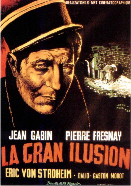 Reseña sobre La gran ilusión, una obra maestra de Jean Renoir