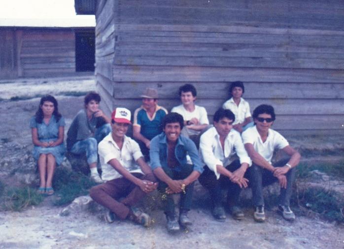 La educación en Mesa Grande