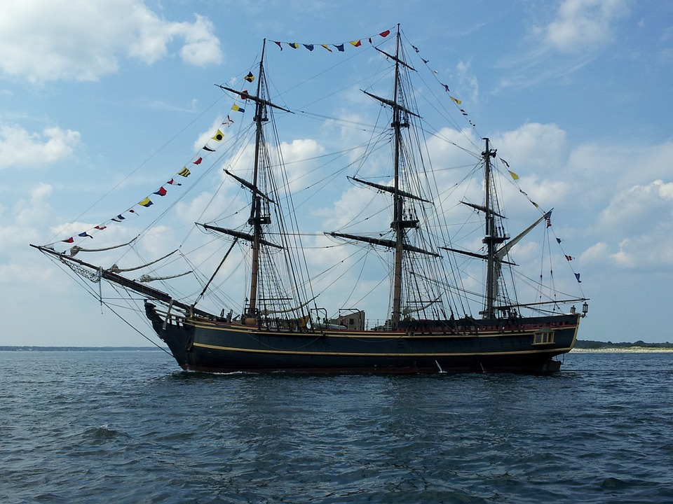 Despedida en el puerto - Relato histórico