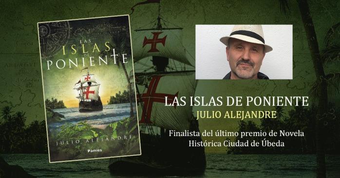 """Reseñas y críticas de """"Las islas de Poniente"""""""